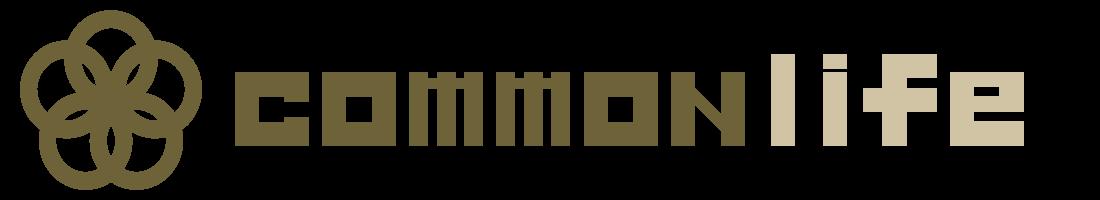 common lifeロゴ
